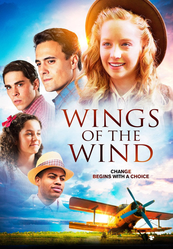 DVD-Wings Of The Wind