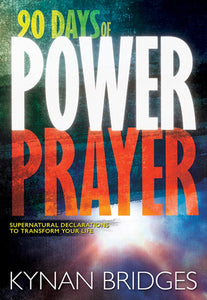 90 Days Of Power Prayer