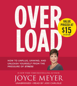 Audiobook-Audio CD-Overload (Unabridged) (5 CD)