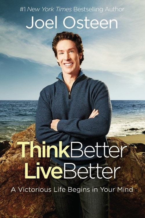 Think Better  Live Better-Hardcover