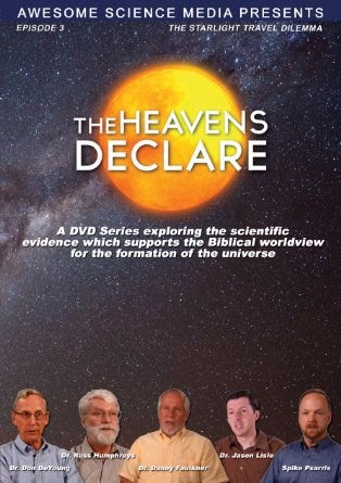 DVD-Heavens Declare Episode 3