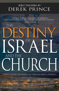 Audio CD-Destiny Of Israel And The Church (4 CD)
