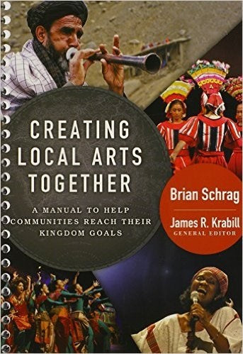 Creating Local Arts Together