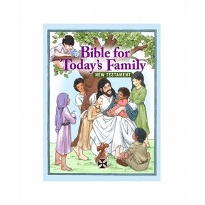 CEV Children's Illustrated New Testament-Softcover