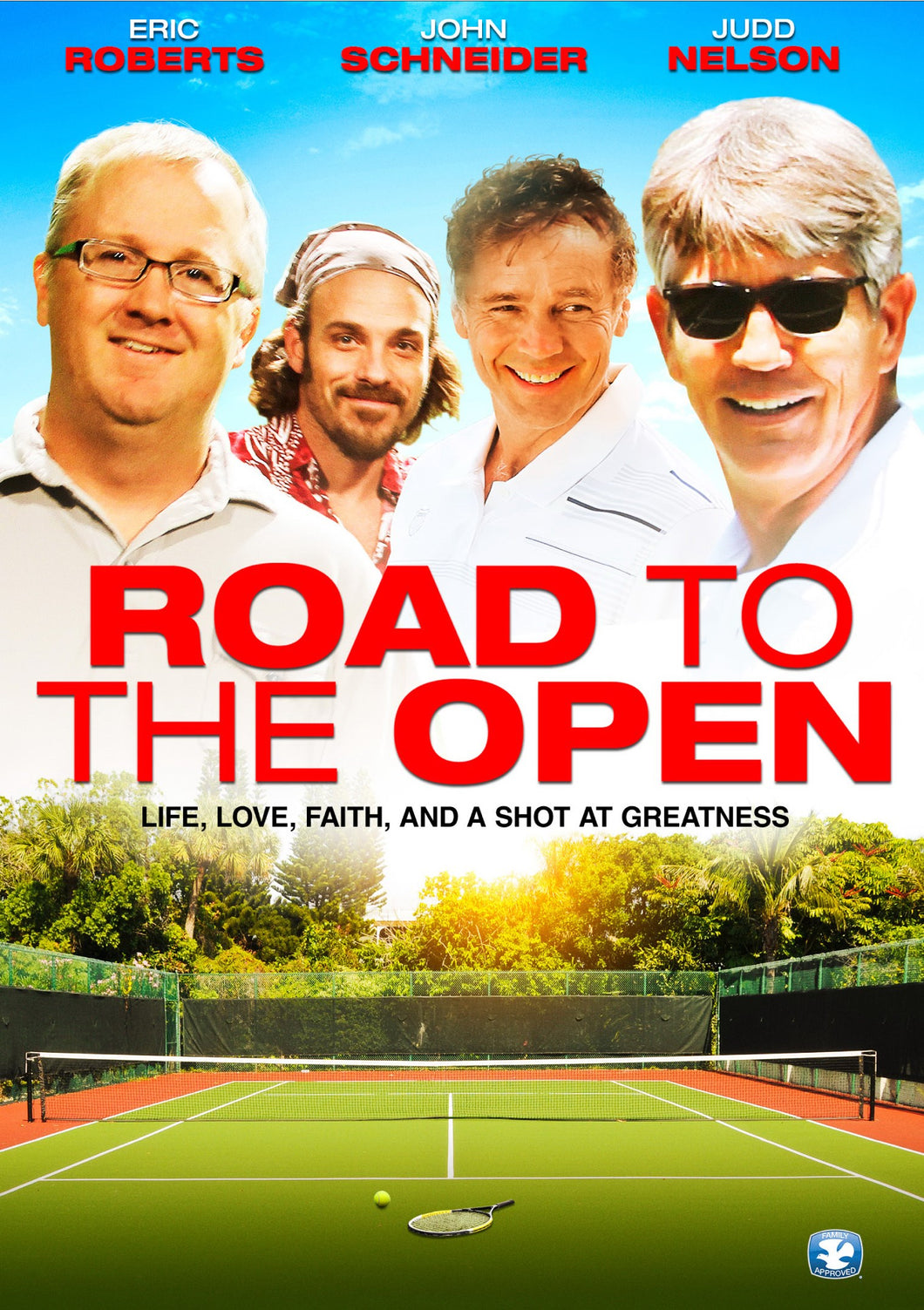 DVD-Road to the Open (General Market Version)