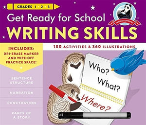 Get Ready For School: Writing Skills
