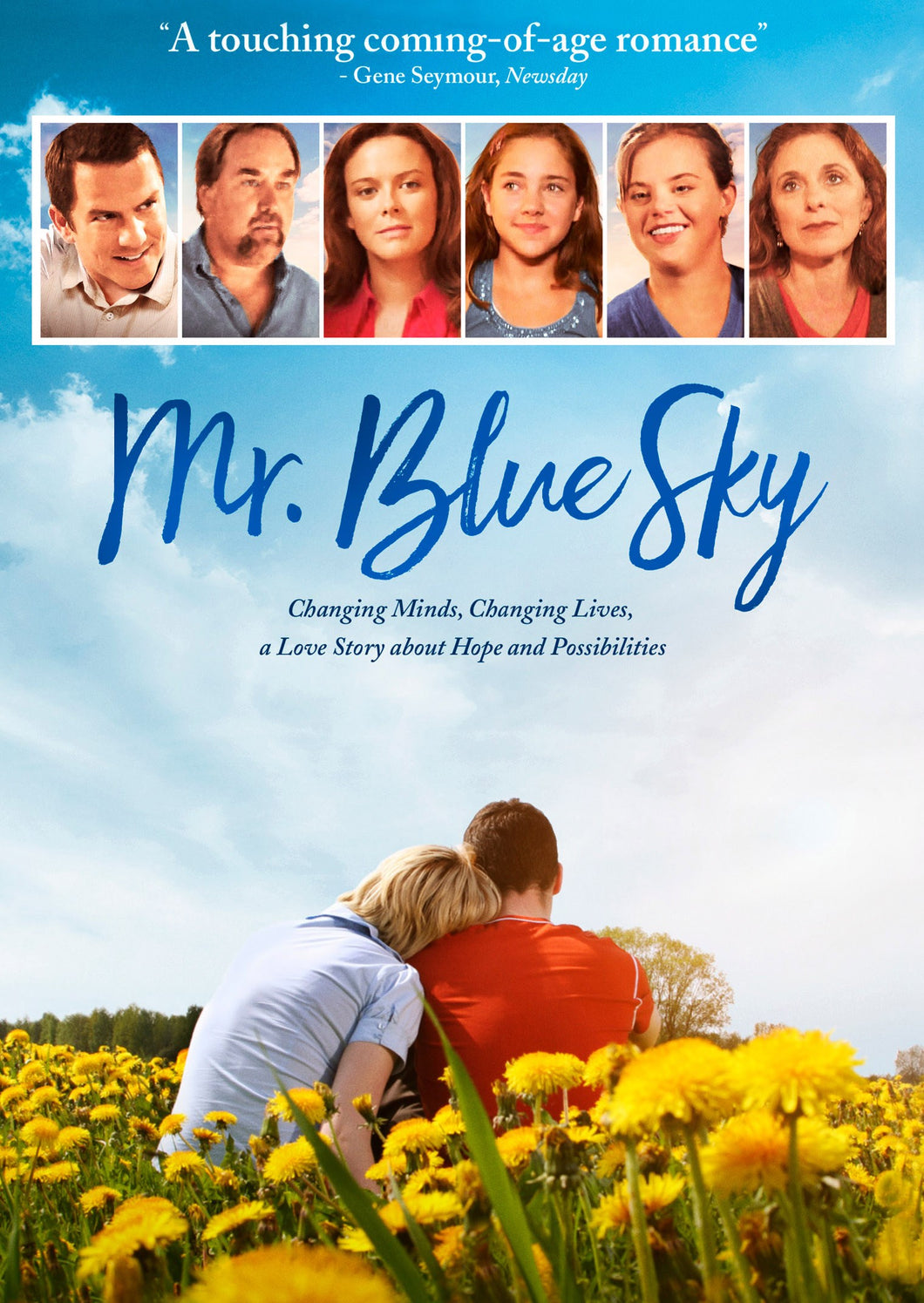 DVD-Mr. Blue Sky