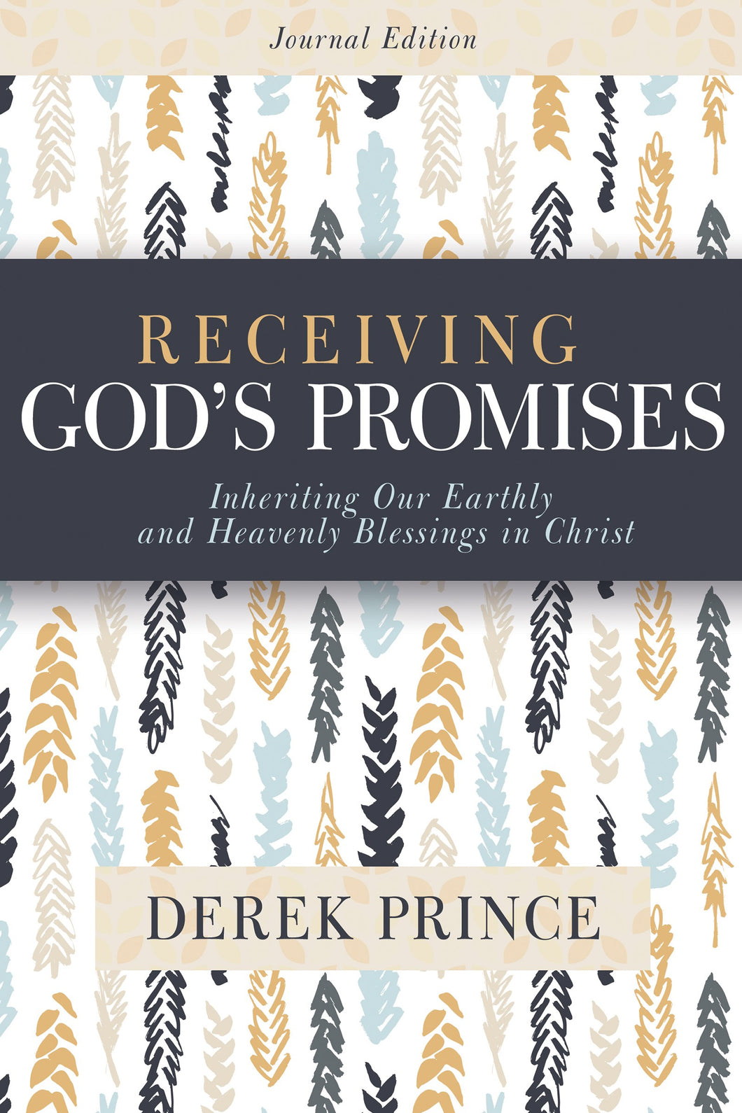 Receiving Gods Promises (Journal Edition)