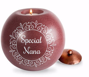 "Candle Holder-Nana (5"")"