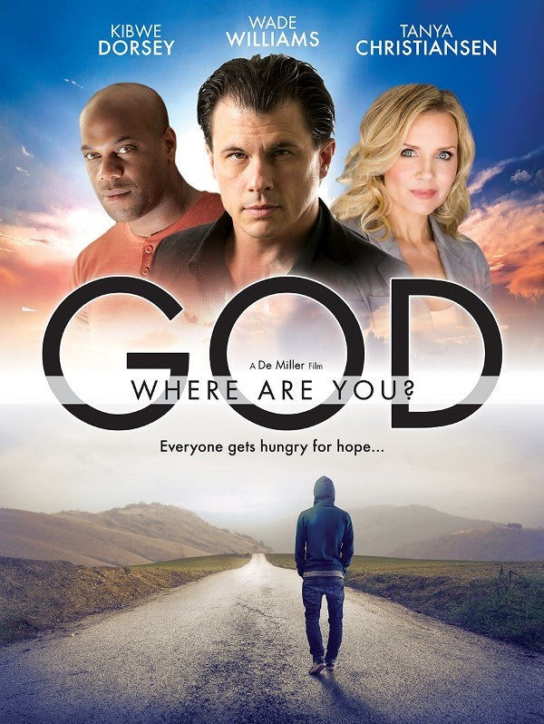 DVD-God Where Are You