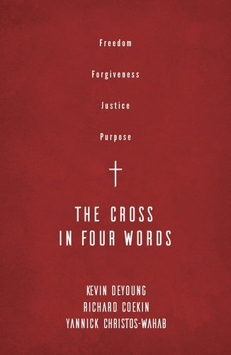 The Cross In Four Words (Jun)