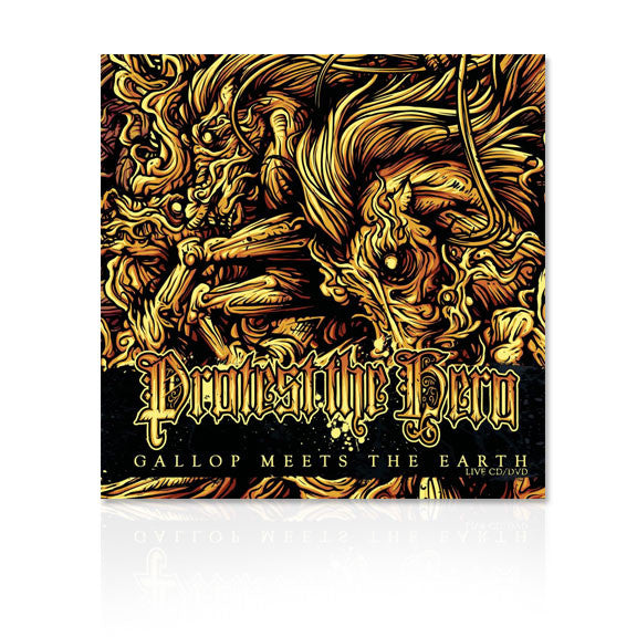 PROTEST THE HERO Gallop Meets CD/DVD