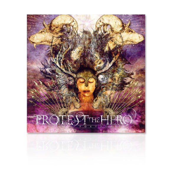 PROTEST THE HERO Fortress CD