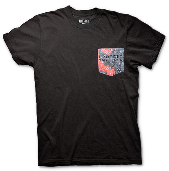 PROTEST THE HERO - Custom Pocket Tee