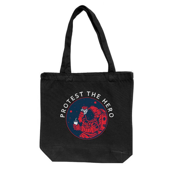 PROTEST THE HERO - Astro Pizza Tote Bag