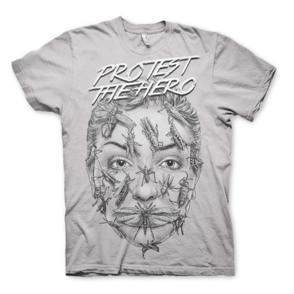 PROTEST THE HERO - Locust - Slate T-Shirt