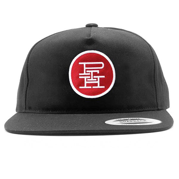 PROTEST THE HERO - Circle Logo - Unstructured Snapback HAt