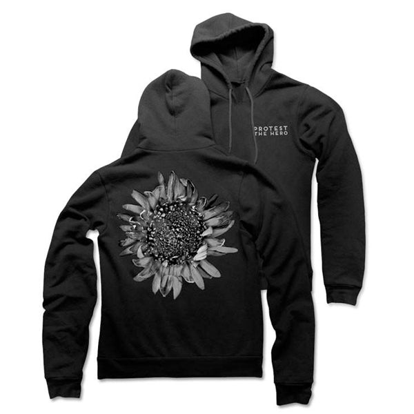PROTEST THE HERO - Kezia Black Pullover Hoodie