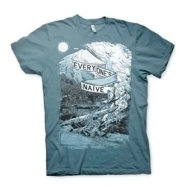 PROTEST THE HERO - Plane - Slate T-Shirt