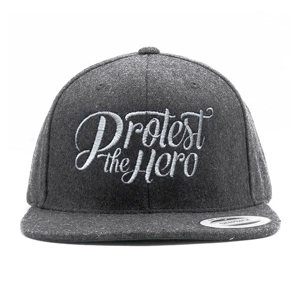 PROTEST THE HERO - Script - Premium Snapback Hat