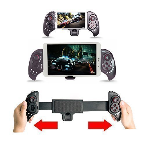 IPEGA PG-9023 Telescopic Wireless Bluetooth Game Controller Gamepad