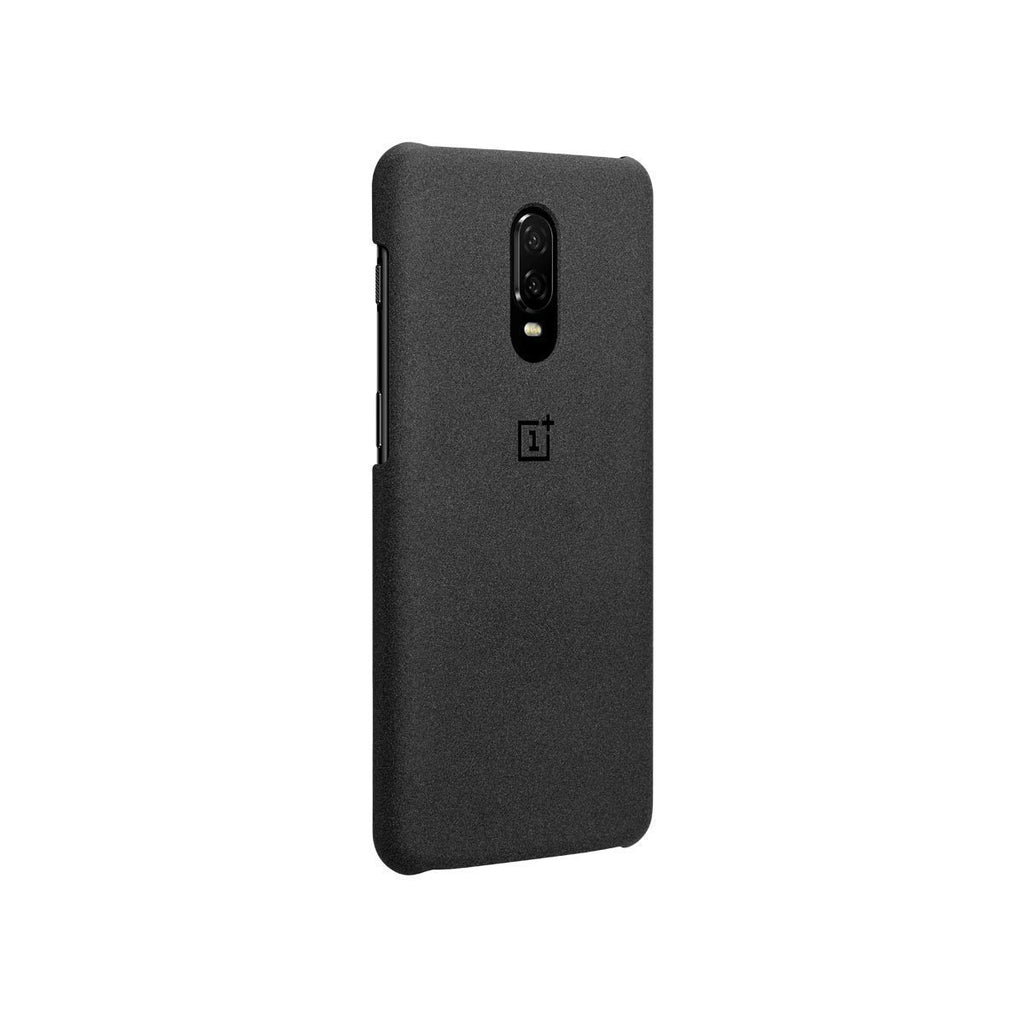 Oneplus 6T Official Bumper Protective Case (Sandstone)