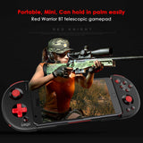 iPega PG-9087 Wireless Controller Joystick Future Red Knight Warrior Game Controller