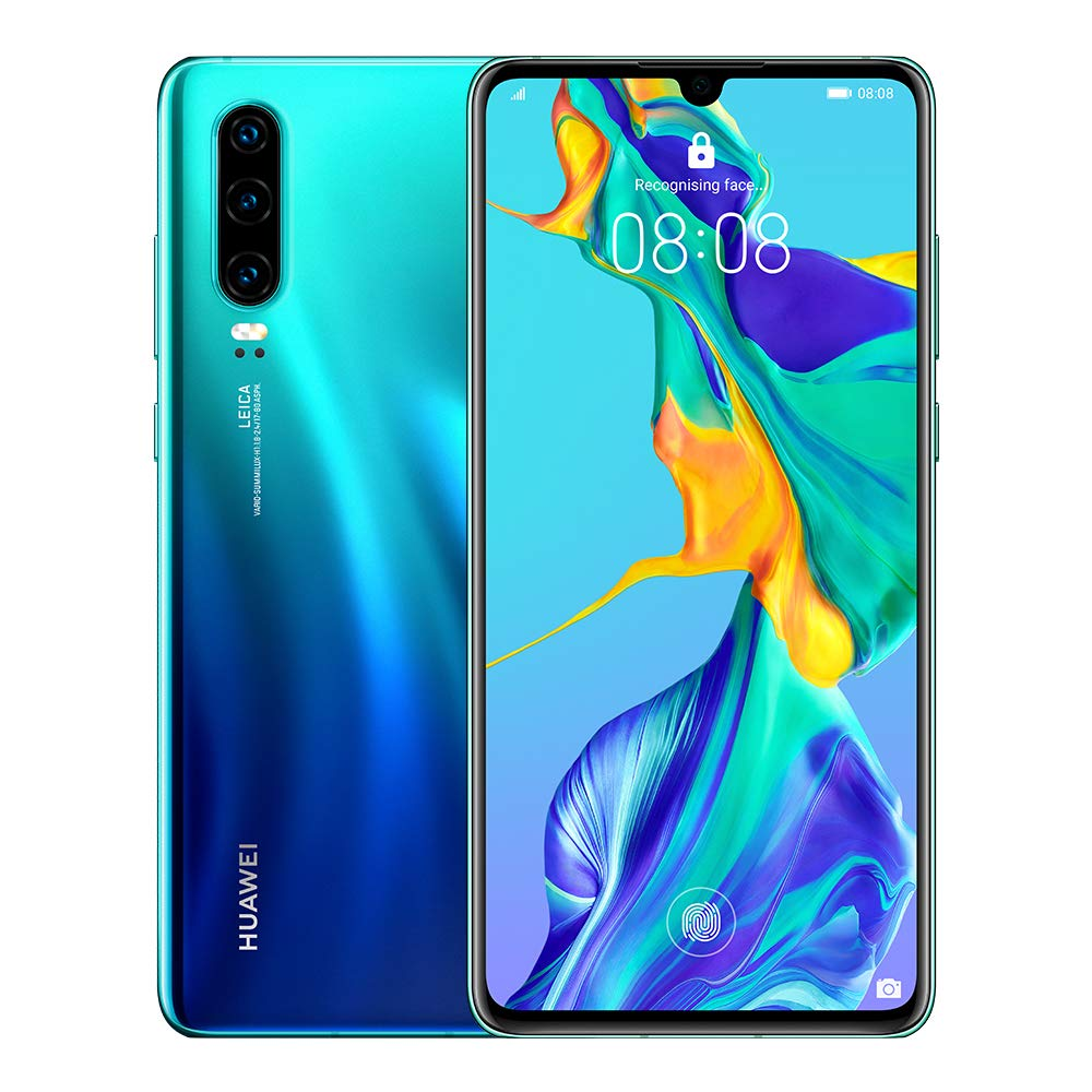 "Huawei P30 128GB Global Version 6.1"" OLED Display Smartphon ELE-L29"