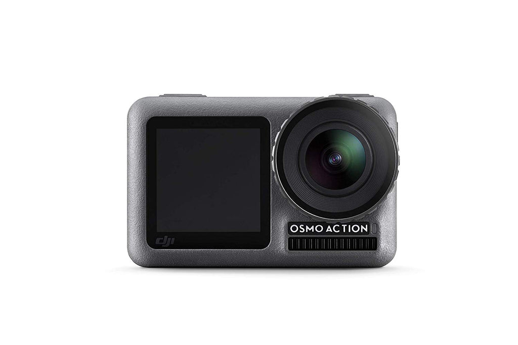 DJI Osmo Action Camera with 2 displays 11m waterproof 4K HDR-Video 12MP Black