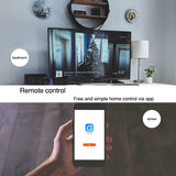 Kidult WiFi Smart Light Switch Supported Amazon Alexa, Google Home, IFTTT, iOS Android App, Neutral Wire Required