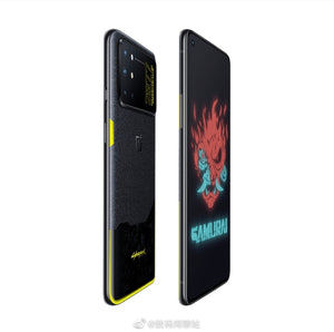 OnePlus 8T 12+256GB Cyberpunk 2077 Limited Edition