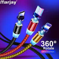Marjay Magnetic Micro USB Cable