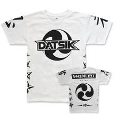 DATSIK - Shinobi T-Shirt - White