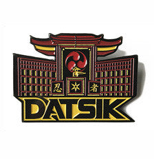 DATSIK - Shogun - Lapel Pin