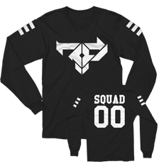 DATSIK - FP Squad Long Sleeve Shirt