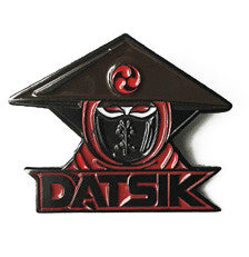 DATSIK - Ninja Head - Lapel Pin