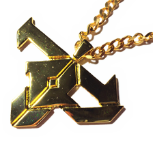 Firepower Chain - Gold