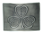 Shamrock Belt Buckle