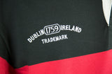 Guinness Red Strip Rugby Polo