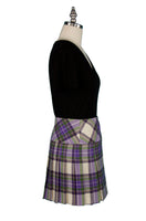 Dress Purple Stewart Billie Kilt