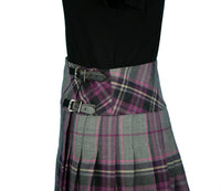 Grey/Purple Billie Kilt