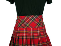 Royal Stewart Billie Kilt