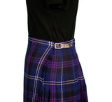 Ladies Heritage of Scotland Wool Knee Length Kilt