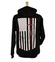 USA Flag/Sword Jacket