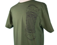 """Celtic Boar"" T-shirt"