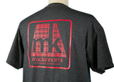 """Fortune Favors the Kilted"" Men's MK Promo T-shirt"