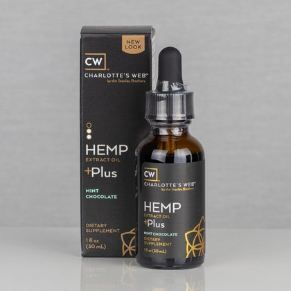 Charlotte's Web CBD HEMP EXTRACT (200-1500 mg CBD) - Hemp101
