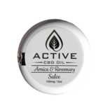 Active CBD oil Super Strength Salve - Hemp101