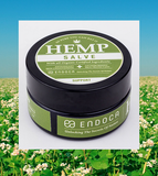 Organic Endoca Hemp CBD Salve 1oz