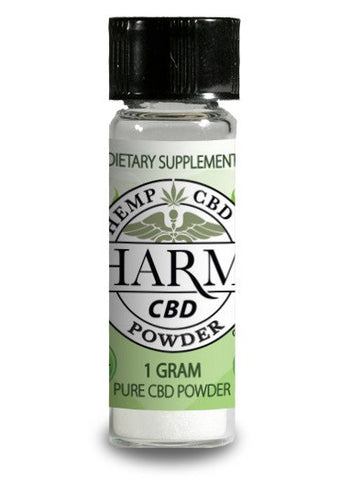 High Quality Pure Hemp CBD Powder - Hemp101